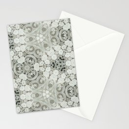 openwork ornament Stationery Cards