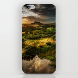 Natures Mirror iPhone Skin