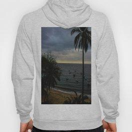 Dreamy Mexican Beach Sunset Hoody