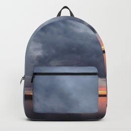 Bay Sunset Backpack