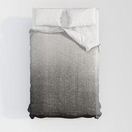 BLUR / abyss / black Comforters