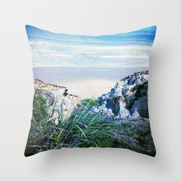Tusan Beach Throw Pillow