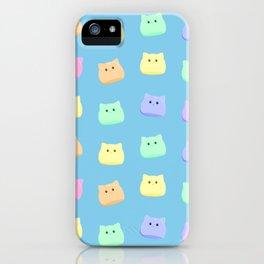 Cat Slimes! iPhone Case