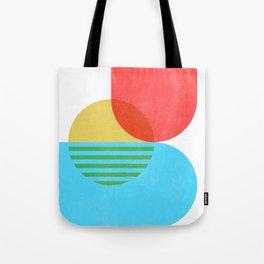 Set Tote Bag