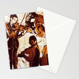 Orchestral  Practise            by Kay Lipton Stationery Cards