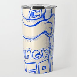 Feed the Hungry Bear Travel Mug