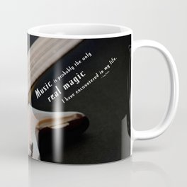 Music is Real Magic Coffee Mug