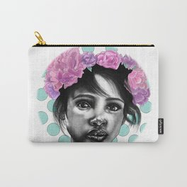 Princesse Paris Rose Carry-All Pouch