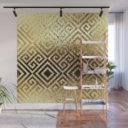Elegant gold #1 Wall Mural
