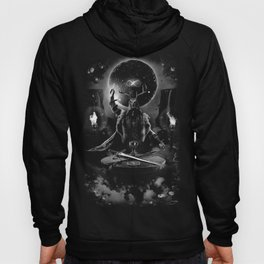 I. The Magician Tarot Card Illustration Hoody