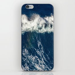 Rainbow Wave iPhone Skin