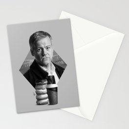 Not our division Stationery Cards