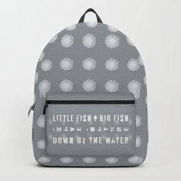 Do Not Bottle Oceans 7 Backpack