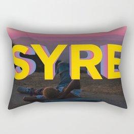 SYRE- Jaden Smith Rectangular Pillow