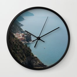 The Five Lands Wall Clock