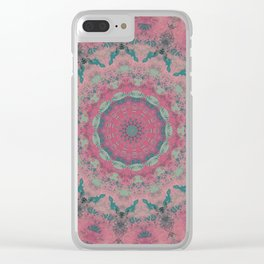 Fractalized Expressionism - II Clear iPhone Case