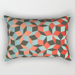 Penrose tiling I Rectangular Pillow
