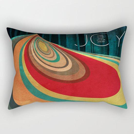 JOY... Rectangular Pillow