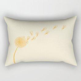 Dande-lions Rectangular Pillow