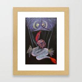 M Drago Framed Art Print