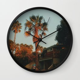 Miracle Mile, Los Angeles, California Wall Clock