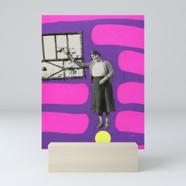 Escaping From The Real World Mini Art Print