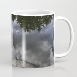 stepping stones; pathway through the clouds Coffee Mug