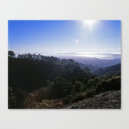 View From Tilden Park Canvas Print