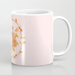 Garland and vintage roses Coffee Mug