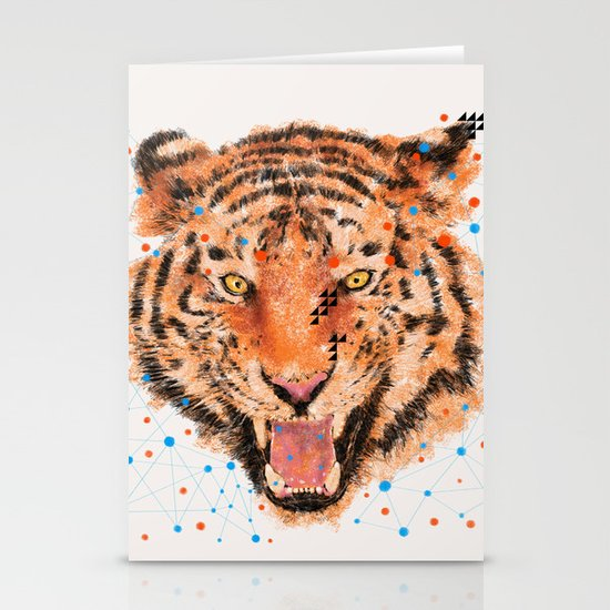 TIGER I Stationery Cards