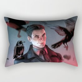 Dirtyhands Rectangular Pillow