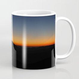 Last Light on Mount Saint Helens Coffee Mug