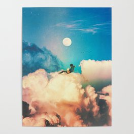 Relaxing Isolation Poster