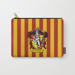 Gryffindor - Hogwarts  Carry-All Pouch