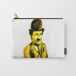Charlie Chaplin Carry-All Pouch