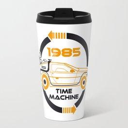 Back to the future - 1985 Time machine Travel Mug