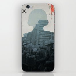 Paths of Glory, Stanley Kubrick, movie poster, Kirk Douglas, Orizzonti di Gloria, WWI war movie iPhone Skin