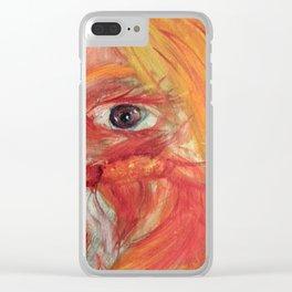 Fish Eye III Clear iPhone Case