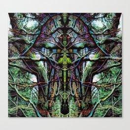Cohesive Mingle Canvas Print
