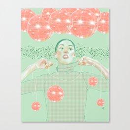 Guest Canvas Print