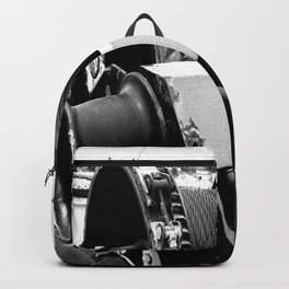 Cable Winch Backpack