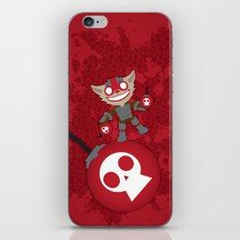 LoL - Ziggs, The Hexplosives Expert iPhone Skin