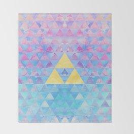 Zelda Geometry Throw Blanket