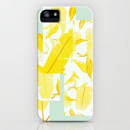 Yellowish iPhone Case