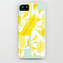 Yellowish iPhone Case