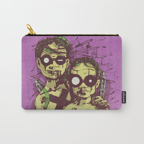 Happiness II Carry-All Pouch