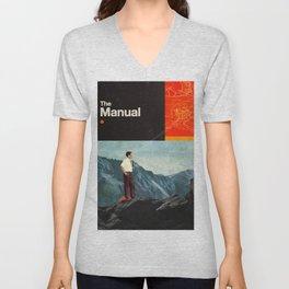 The Manual Unisex V-Neck