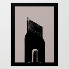 Who would have tought Art Print