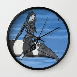 Flyswim Wall Clock