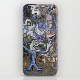 They Army iPhone Skin
